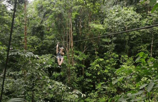 Corcovado Canopy Tour